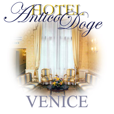 Hotels in venice hotel antico doge for Design boutique hotel venice